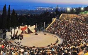 2ο Φεστιβάλ στο Θέατρο Δάσους 2016, Θεσσαλονίκη | Συναυλίες & Παραστάσεις / Πρόγραμμα