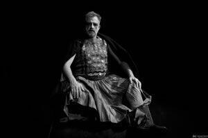 Ο Ληστής με τον Πασχάλη Τσαρούχα σε σκηνοθεσία Σταμάτη Κραουνάκη | Ίδρυμα Μιχάλης Κακογιάννης