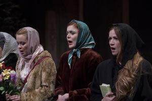 Οι τρεις αδερφές του Άντον Τσέχωφ | Θέατρο Πορεία