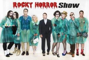 «Rocky Horror Show»  σε σκηνοθεσία του Κωνσταντίνου Ρήγου στο Rex Theatre!