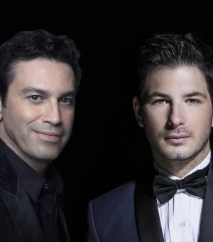 Μάριος Φραγκούλης - Γιώργος Περρής για μια συναυλία στο Ηρώδειο (Διαγωνισμός - Προσκλήσεις)!