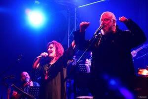 Διονύσης Σαββόπουλος & Ελένη Βιτάλη μαζί το 2016 σε συναυλίες «Σήκω ψυχή μου, δώσε ρεύμα» | Πρόγραμμα καλοκαιρινής περιοδείας