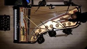 Expanded Piano του Σταύρου Γασπαράτου στο Μέγαρο Μουσικής Αθηνών!