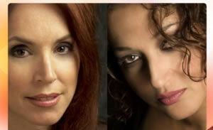 Τραγούδια γένους θηλυκού με την Καλλιόπη Βέττα και την Ερωφίλη στο Χαμάμ!