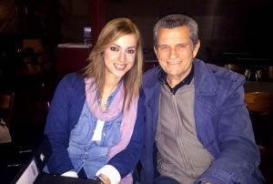 Ο Γιώργος Μαργαρίτης με τη Ραλλία Χρηστίδου στη Μουσική Σκηνή Γραμμές!