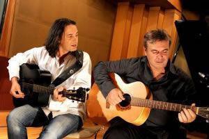 Μανώλης Λιδάκης & Γιάννης Κότσιρας στο Levare Music Theatre στην Αθήνα!