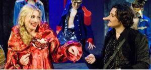 Σιρανό ντε Μπερζεράκ, σε σκηνοθεσία Γιάννη Κακλέα   Pantheon Theater!!