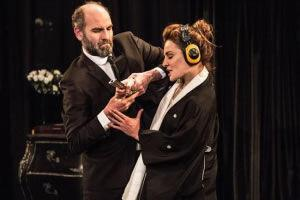 Έντα Γκάμπλερ του Ερρίκου Ίψεν σε σκηνοθεσία Κωνσταντίνου Ρήγου |  Θέατρο Σημείο
