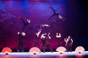 To Εθνικό Θέατρο Ακροβατών της Κίνας «China Dream» στο Θέατρο Badminton!