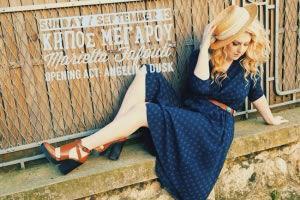 Η Μαριέτα Φαφούτη στον Κήπο του Μεγάρου Μουσικής Αθηνών, για μια αστραφτερή συναυλία!