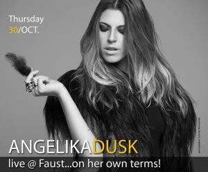 Angelika Dusk «Τelling Stories» στο Faust (Διαγωνισμός - Προσκλήσεις)!