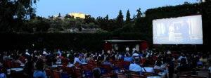 4th Athens Open Air Film Festival!
