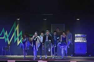West Side Story από την Καμεράτα | Φεστιβάλ Αθηνών - Μέγαρο Μουσικής Αθηνών!