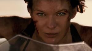 Resident Evil - Το τελευταίο κεφάλαιο. Τον Ιανουάριο στους κινηματογράφους!