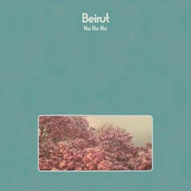 Beirut  No No No cd Album