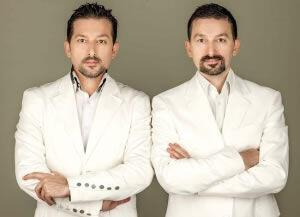 Duo Fina «Δυο Τενόροι στα μπουζούκια» @ Half Note (Διαγωνισμός - Προσκλήσεις) !