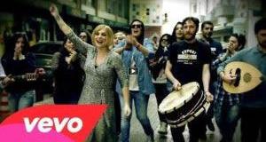 Ελεωνόρα Ζουγανέλη & Κώστας Λειβαδάς - Η επιμονή σου (video clip)!