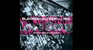 Playmen & Alceen feat Mia - Love Song (Mahmut Orhan 2015 Remix)!